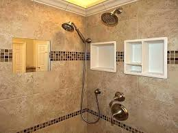 Niche Bathroom Shower Tile Shower Shelf Ideas Ceramic Shower Shelves Mesmerizing Shower