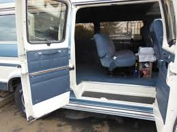 Ford Van Interior 1990 Ford E350 Van News Reviews Msrp Ratings With Amazing Images
