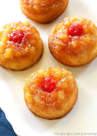 pineapple upside down cupcakes the who ate everything