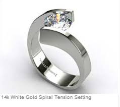 tension ring tension set wedding rings we reveal the pros and cons