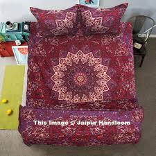 Duvet Covers For Queen Bed Mandala Duvet Covers U0026 Bedding Sets Bohemian Mandala Duvet Covers