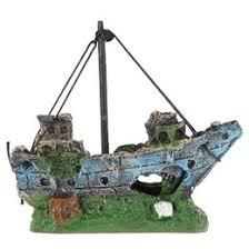 discount fish tank boat ornaments 2017 fish tank boat ornaments