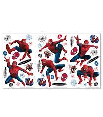 decofun spiderman wall sticker girls room stickers redlily details