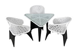 Wicker Style Outdoor Furniture by Tri Style Outdoor Wicker Coffee Set Tri Style Outdoor Wicker