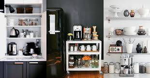 kitchen cabinet design diy 10 diy coffee bar cabinet ideas for the cup of joe