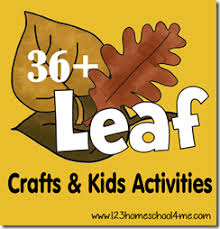 Simple Fall Crafts For Kids - 36 leaf crafts u0026 kids activities for fall
