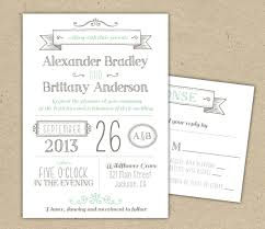 wedding template invitation amazing diy printable wedding invitations to inspire you