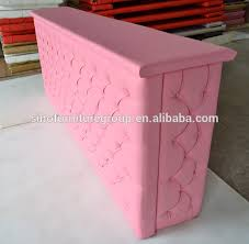 Tufted Reception Desk Made In Sinofur Event Tufted Reception Front Desk Buy Reception