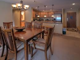 Copper Dining Room Table Mountain Plaza 704 Awesome Copper Condo Wi Vrbo