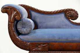 Victorian Chaise Lounge Sofa by Sold Empire 1895 Antique Chaise Recamier Lounge Or Sofa