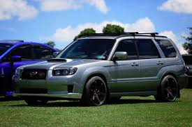 subaru forester lowered trent sugg u0027s 2008 subaru forester