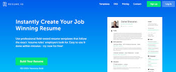 Building A Professional Resume 12 Best Resume Builder Websites To Build A Perfect Resume Geeks