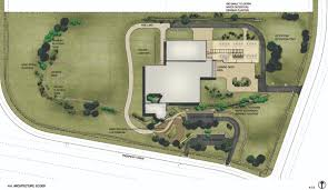 site plan renderings of the nwsc facility ncar wyoming supercomputing center