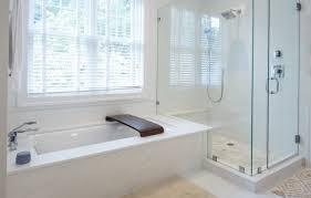 Corian Bathtub Custom Venera White Corian Tub Deck And Shower Shelf