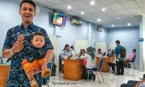 buat paspor online bayi tips membuat paspor online anak fahmi anhar