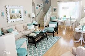 house of turquoise living room guest blogger breezy from breezy designs house of turquoise