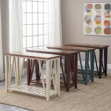 Blue Console Table Blue Console Tables Hayneedle