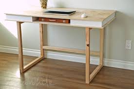 Diy Desk Designs Diy Desk Designs Home Design Corner Deck Wooden Mamak