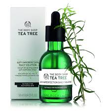the shop tea tree anti imperfection daily