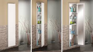 White Freestanding Bathroom Cabinet by White Freestanding Bathroom Cabinets With Modern Mirrored Cabinets