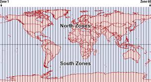 utm zone map a 3 map projection exles web mapping illustrated open