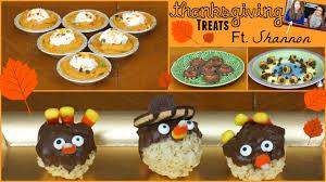 thanksgiving day snacks diy quick u0026 easy thanksgiving treats rosaliesaysrawr youtube