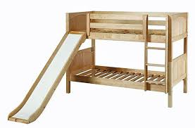 Slide Bunk Bed Bunk Bed With Slide 4 Great Ideas For Toddlers