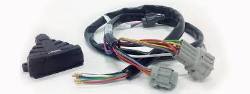 tow bar wiring looms ironman 4x4