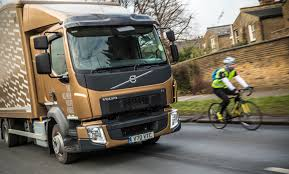 volvo trucks uk 2017 volvo trucks safety report focuses on vulnerable road users