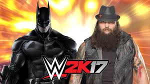 hbk halloween costume batman vs bray wyatt youtube