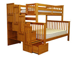 twin over full bunk beds with stairs 100 bunk beds cheap