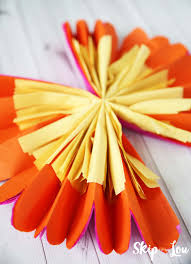 tissue paper flowers how to make tissue paper flowers skip to my lou
