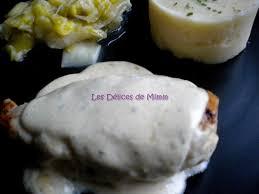 recette boursin cuisine poulet filets de poulet au boursin ail et fines herbes les délices de mimm