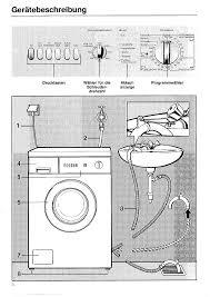 Miele K Hen Bedienungsanleitung Miele Novotronic W 718 Seite 8 Von 40 Deutsch