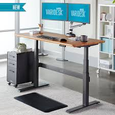 Computer Desk Stand Height Adjustable Standing Desks Varidesk Sit To Stand Desks