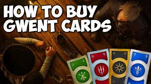 how to buy the physical gwent card sets witcher 3 blood and