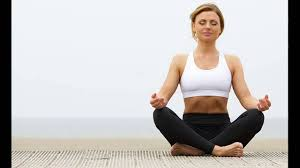 deep breathing or kapalbhati reduce stress and hair loss leads to
