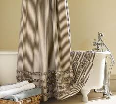 Dramatic Shower Curtain 10 Extra Long Shower Curtain Ideas Rilane