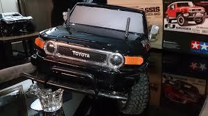 jeep tamiya tamiya toyota fj cruiser cc01 rc car jeep 4x4 non auto related