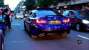 lexus coupe 2015 2015 lexus rc f sport coupe w loud drake music on in london revs