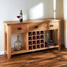 wine rack console table wine rack console table oak kendall wood getexploreapp com