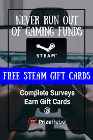 cheap steam gift cards free steam wallet prizerebel