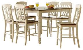 counter height square dining table for 8 5332
