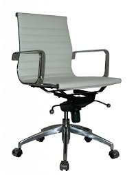 Modern Desk Chair No Wheels Ea117 Comfort Leather Office Chair Design Seats Buy Designer