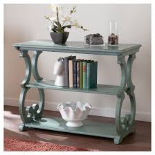 Green Console Table A Scroll Legged Altar Or Console Table At 1stdibs For