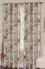 tranquil blackout lined grommet curtain silver window treatments