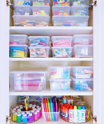 Art And Craft Room - pro organizers u0027 best decluttering tips real simple