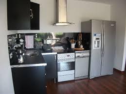 cuisine frigo meuble cuisine frigo cot dcors meuble bancsur frigo lumio le