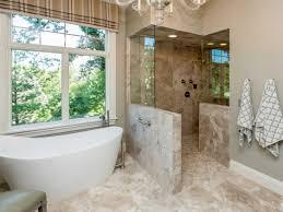No Shower Door No Door Shower Designs Home Design And Decor