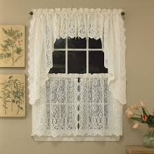 Rooster Lace Curtains by Swag Kitchen Curtains Similiar Rooster Kitchen Valances And Swags